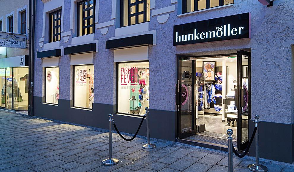 Projekt Kraft GmbH: Filial-Rollout für Hunkemöller in Österreich