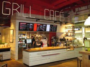 Innenausbau als Generalunternehmer: Burger Bros Wien Projekt Kraft