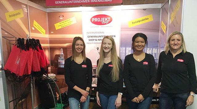 Projekt Kraft beim Recruiting Day der HTL Mödling