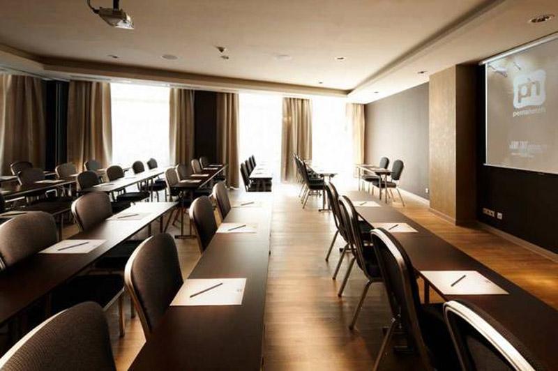 Projekt Kraft GmbH: Innenausbau Penta Hotel Wien