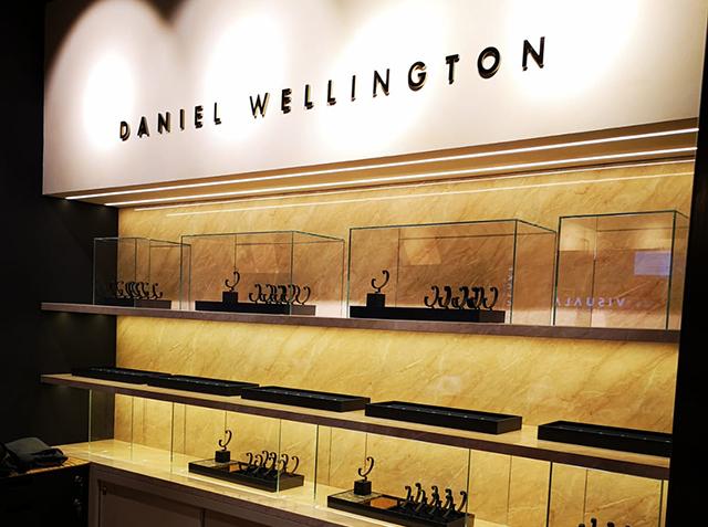 Sweden meets Italy: Shop Design für Daniel Wellington