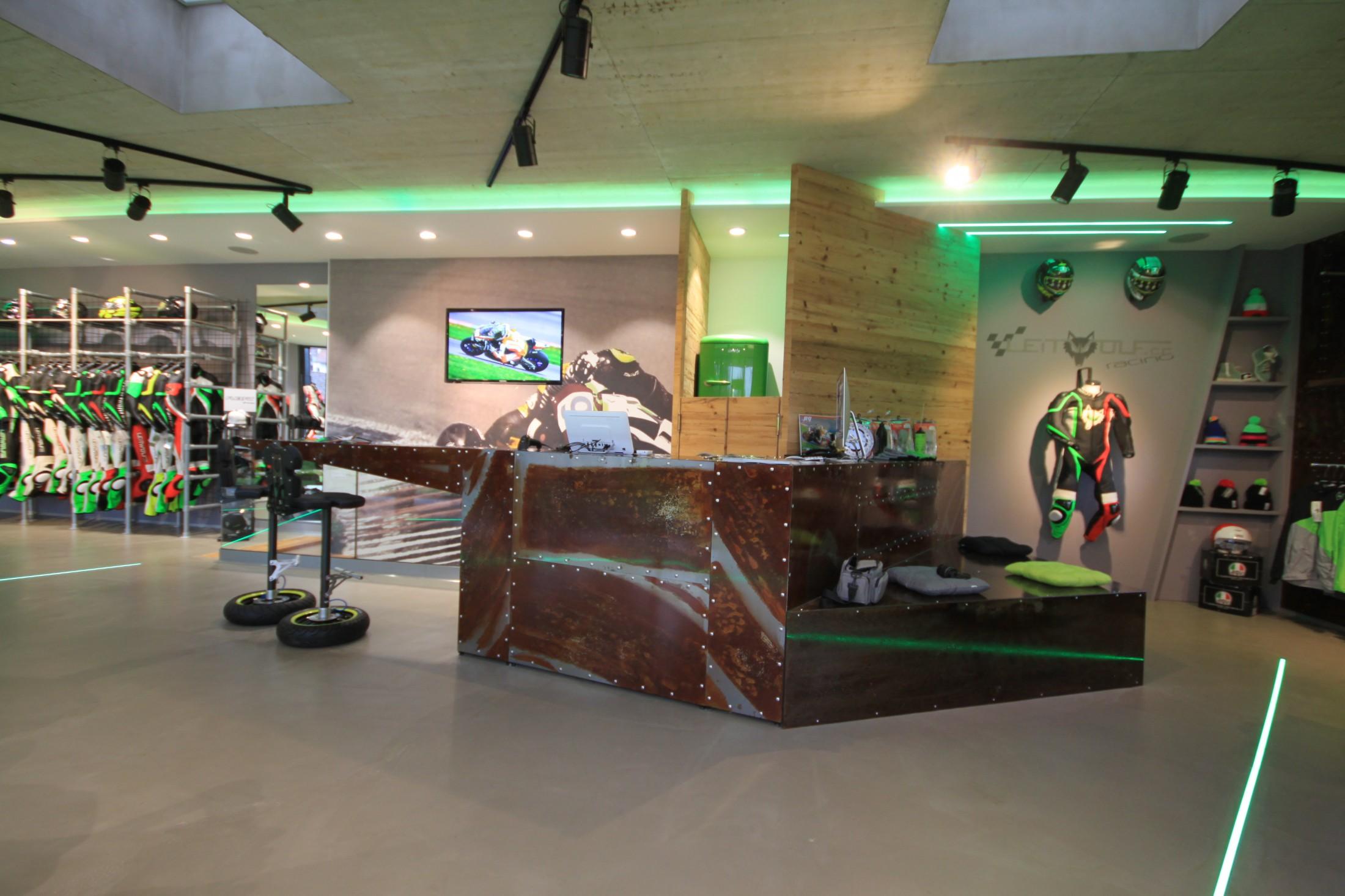 Projekt Kraft: Design, Planung und Innenausbau für Leitwolf Engerwitzdorf