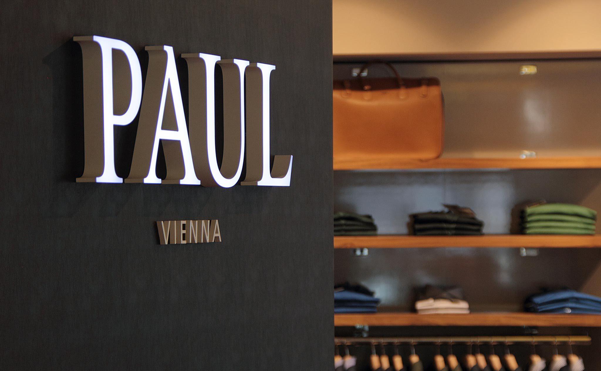 Projekt Kraft: Planung und Innenausbau als Generalunternehmer für Paul Wien