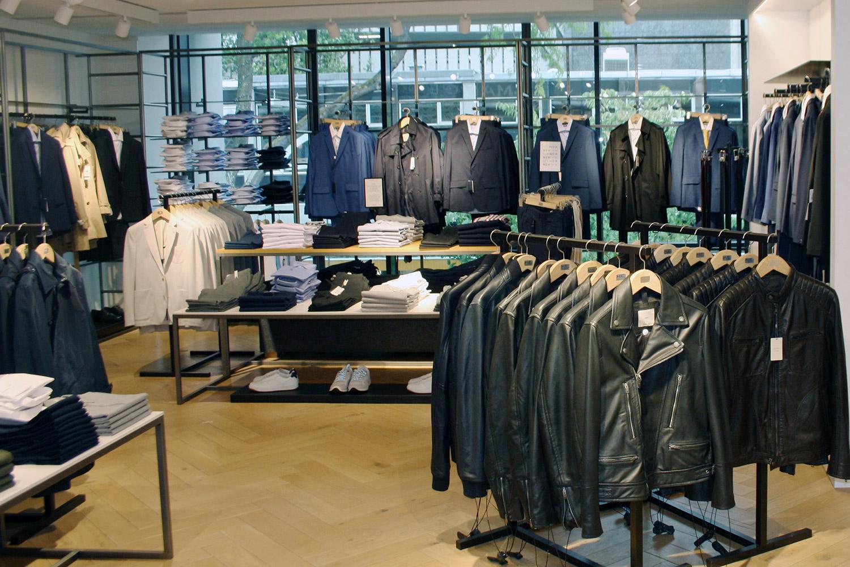 Innenausbau MANGO Rotterdam, Projekt Kraft