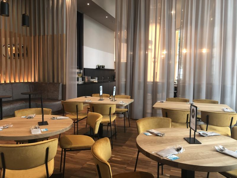 Restaurant Courtyard Marriott Hotel Wien Messe-Prater