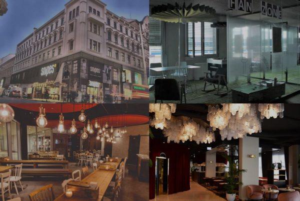 Projekt Kraft Ladenbau und Shop Design Österreich, Deutschland und Europa