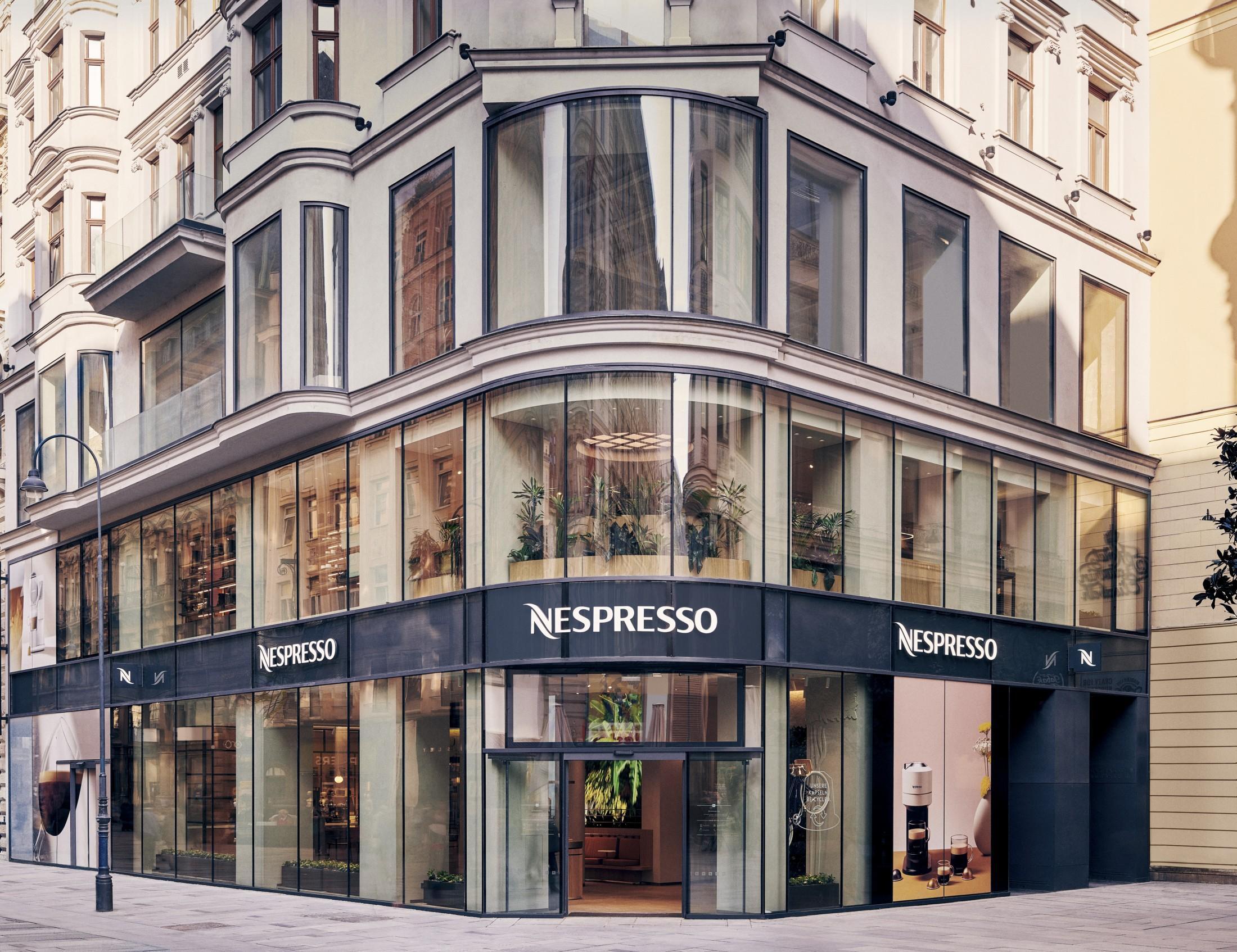 Projekt Kraft - Nespresso Wien