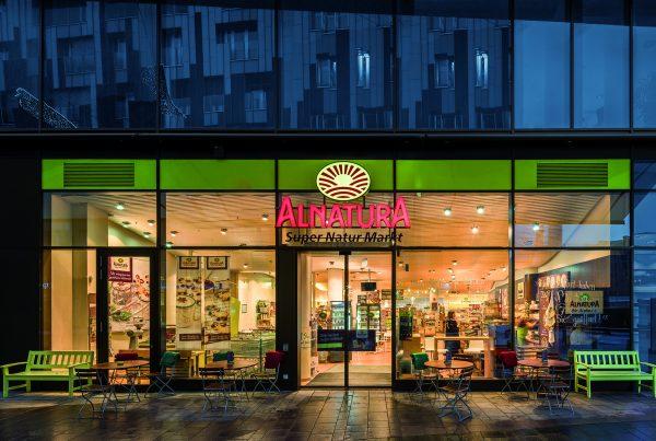 Projekt Kraft - Alnatura Hamburg
